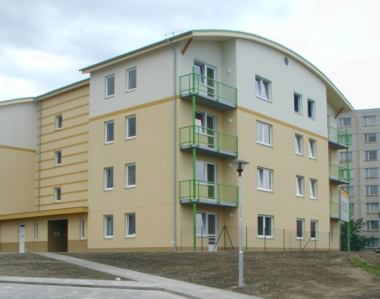 Bytové domy, Javornická ul., Rychnov nad Kněžnou