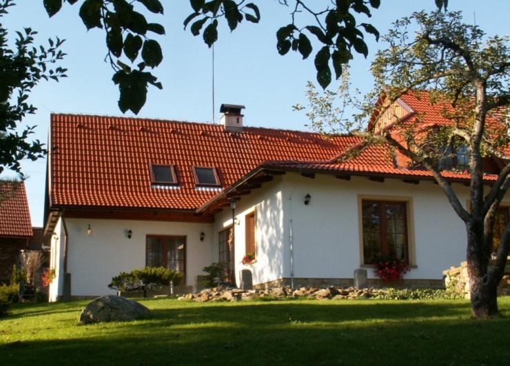 Rekonstrukce venkovského rodinného domu